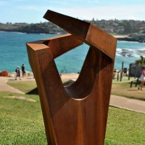 Tom Bass corten steel