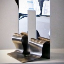 Sculpture So far so good by Leonard Sabol