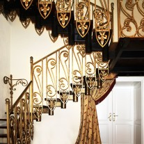 French iron work