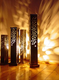Metal Ambient Lamps