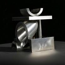 Campbell Robertson Swann sculpture