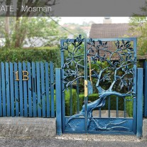 The tree gate