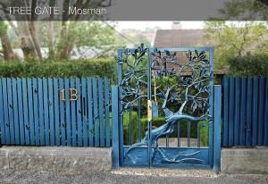 Leonard Tree gate