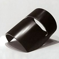 Ned Kelly sculpture helmet