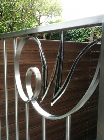 Stainless Steel Logo