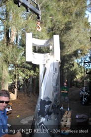 Sculpture Lifting