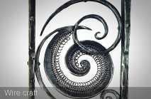 Wire-Forged-Metal