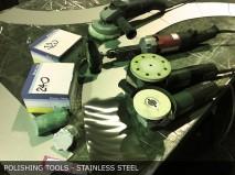 Stainless Steel Polishing Tools